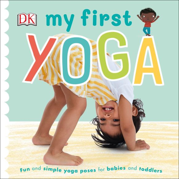 eBook cover of My First Yoga