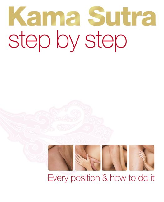 eBook cover of Kama Sutra Step by Step
