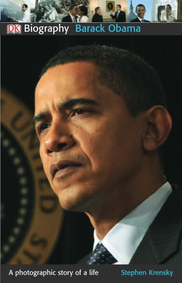 eBook cover of Barack Obama