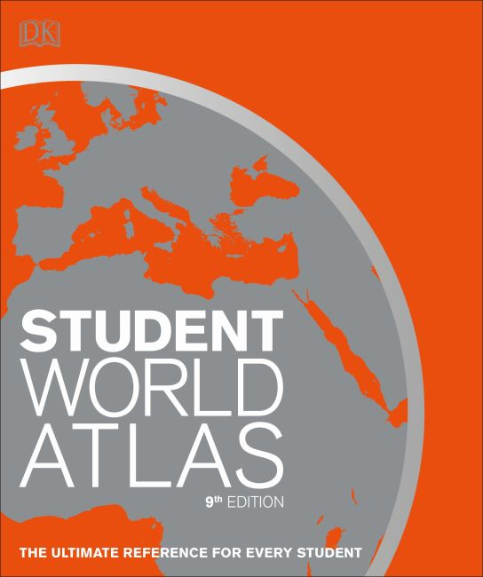 Flexibound cover of Student World Atlas