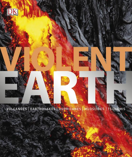 eBook cover of Violent Earth