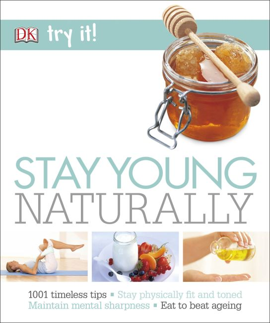 Paperback cover of Stay Young Naturally