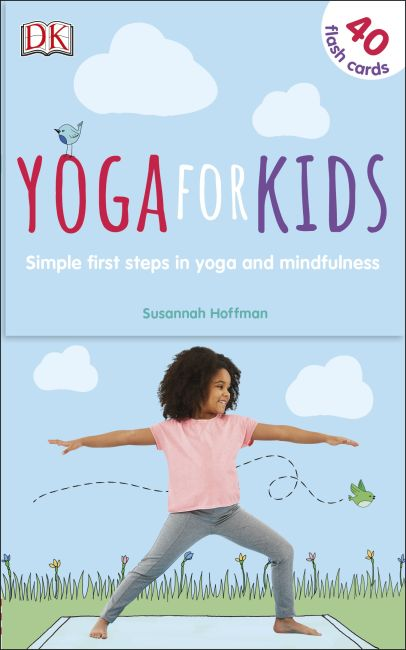 Cards cover of Yoga For Kids