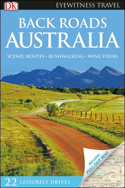 Flexibound cover of Back Roads Australia