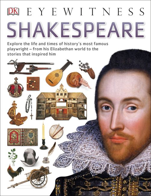 Paperback cover of Shakespeare