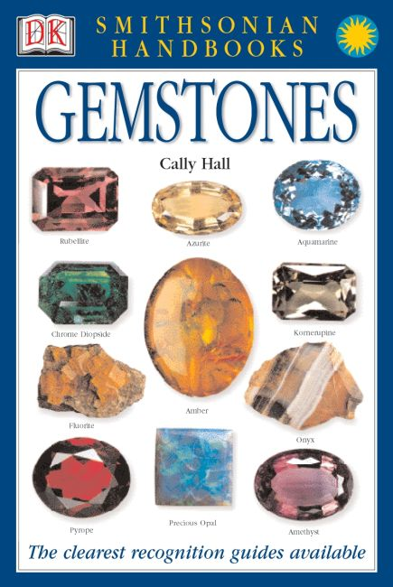 Flexibound cover of Handbooks: Gemstones
