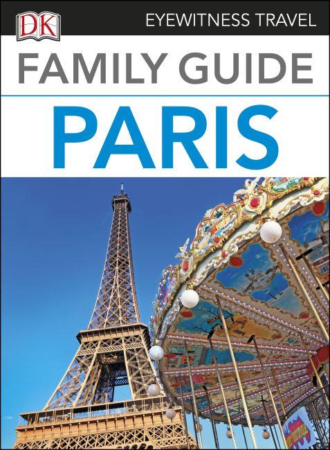 eBook cover of Family Guide Paris