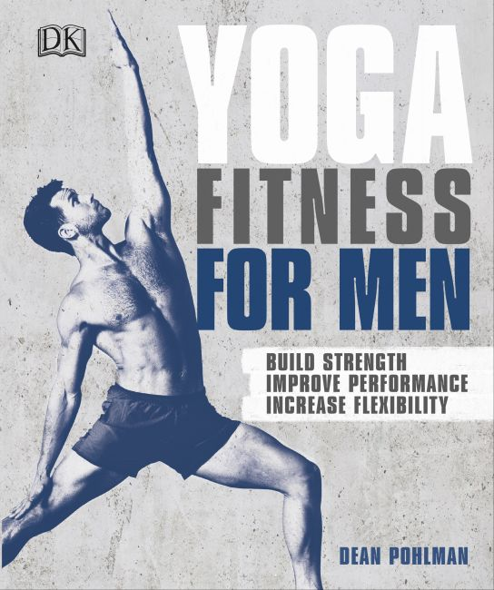 Paperback cover of Yoga Fitness for Men