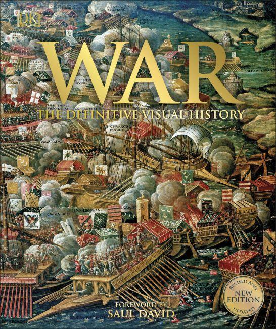 Hardback cover of War