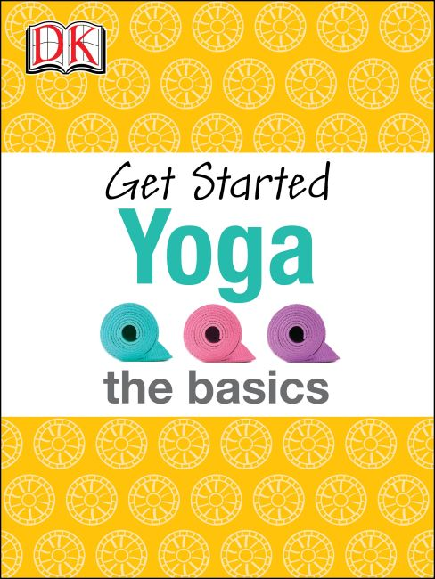 eBook cover of Get Started: Yoga