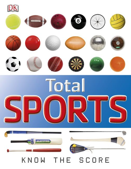 eBook cover of Total Sports