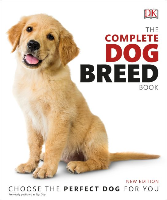 eBook cover of The Complete Dog Breed Book