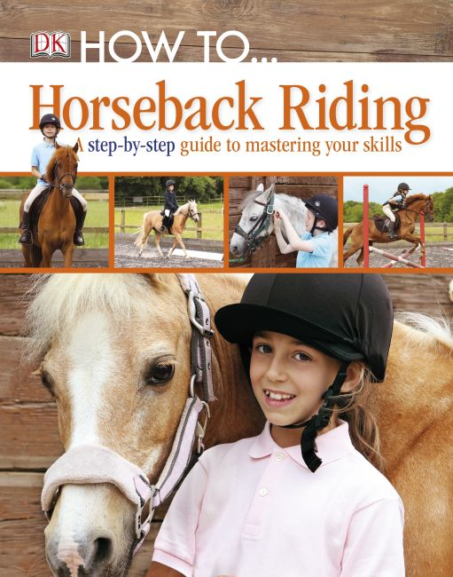 eBook cover of How to...Horseback Riding