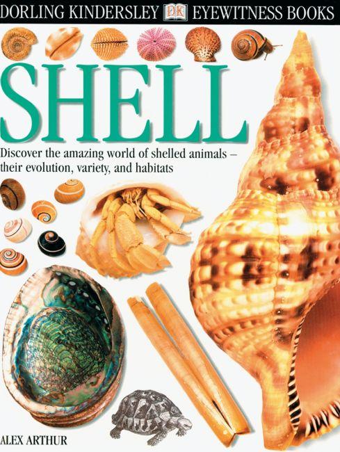 eBook cover of DK Eyewitness Books: Shell