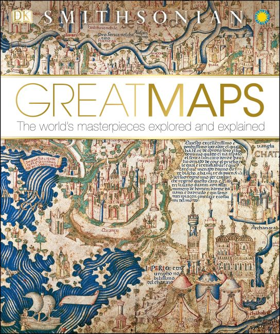 Hardback cover of Great Maps