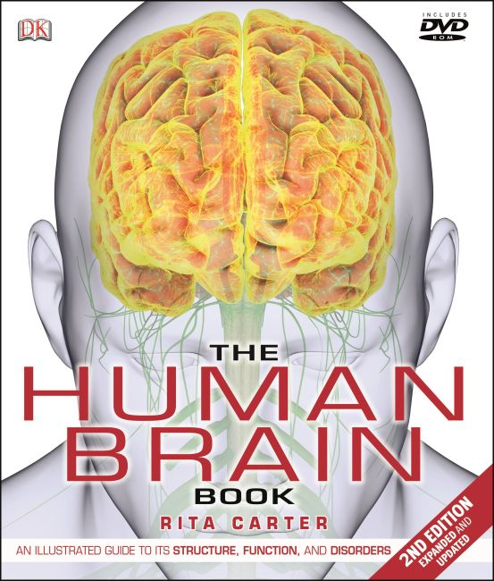 Hardback cover of The Human Brain Book