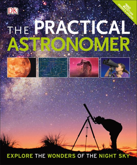 Paperback cover of The Practical Astronomer