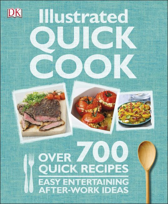 Paperback cover of Illustrated Quick Cook