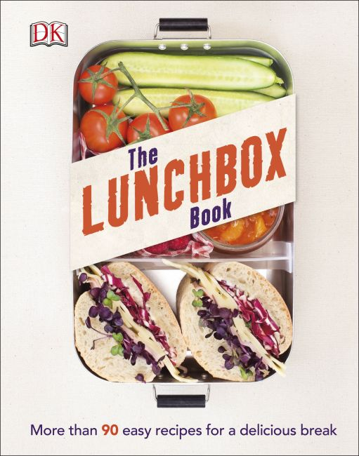 Hardback cover of The Lunchbox Book