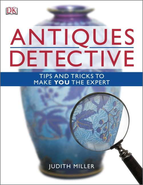 Paperback cover of Antiques Detective