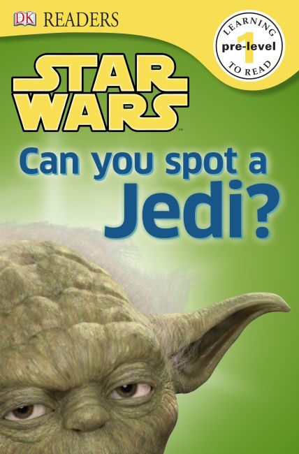 eBook cover of Star Wars Can You Spot A Jedi?