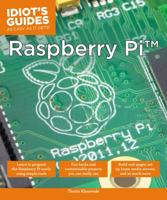 Paperback cover of Raspberry Pi