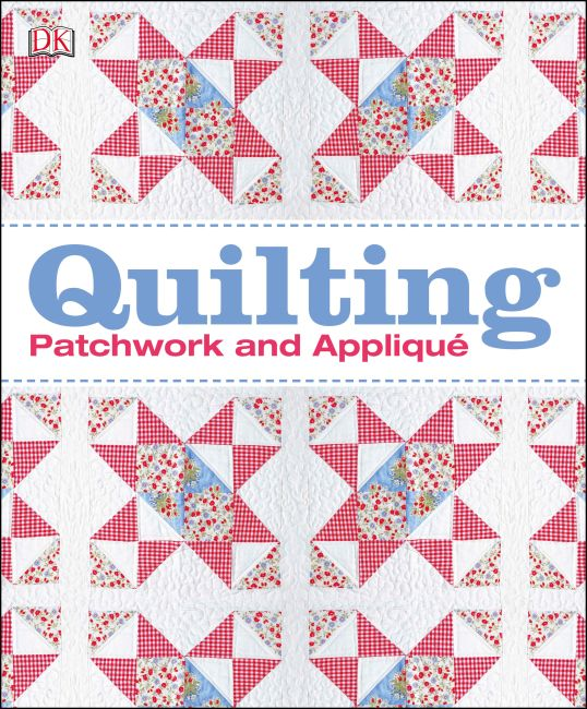Hardback cover of Quilting