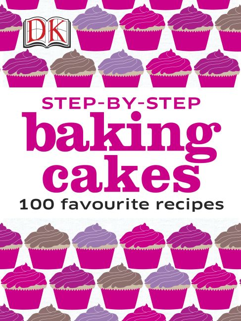 eBook cover of Step-by-Step Baking Cakes