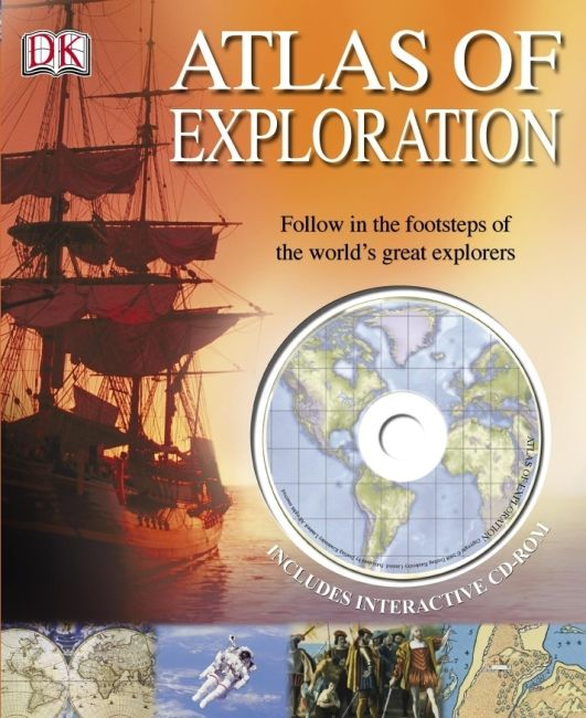 eBook cover of Atlas of Exploration