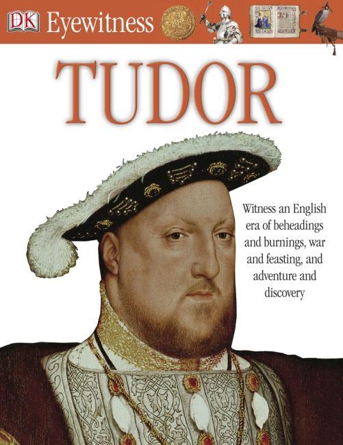 eBook cover of Tudor