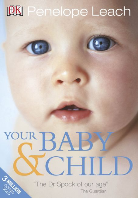 Paperback cover of Your Baby and Child