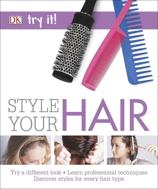 Paperback cover of Style Your Hair