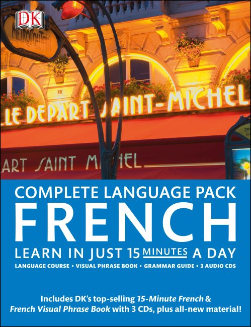 Paperback cover of Complete French Pack