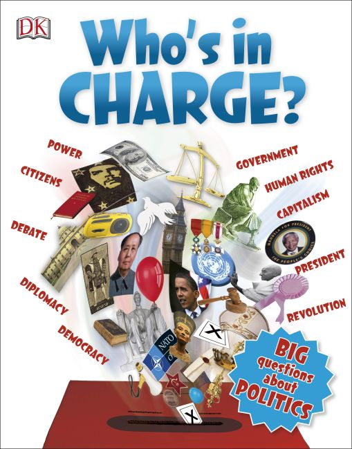 Paperback cover of Who's in Charge?
