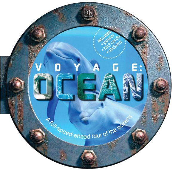 eBook cover of Voyage: Ocean