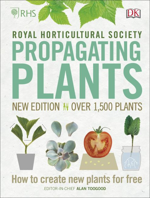 Hardback cover of RHS Propagating Plants