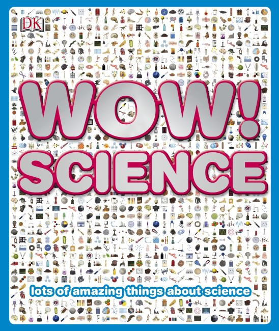 eBook cover of Wow! Science