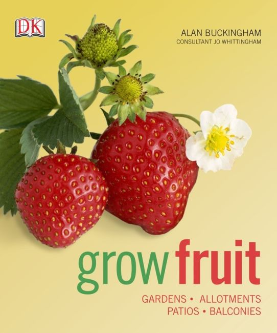 eBook cover of Grow Fruit