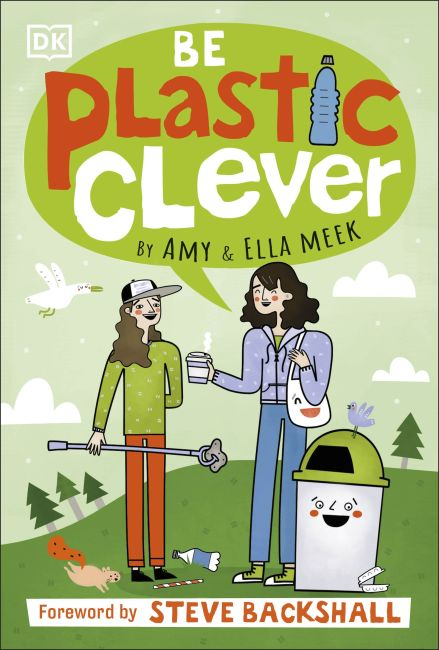 Paperback cover of Be Plastic Clever