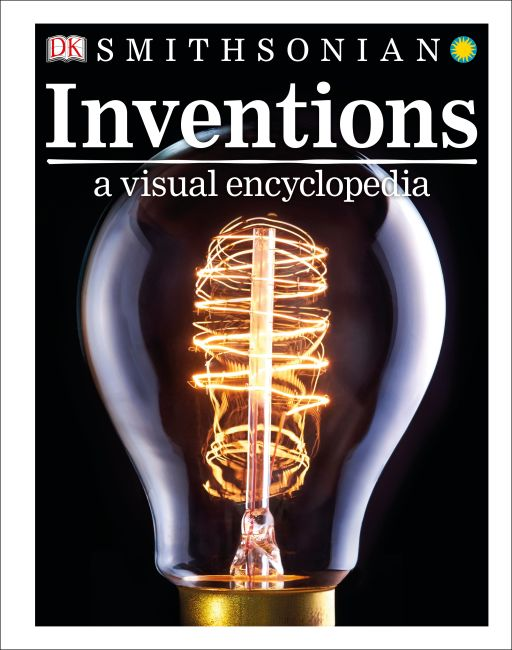 Hardback cover of Inventions: A Visual Encyclopedia