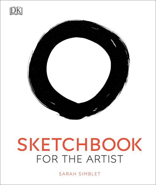 Hardback cover of Sketchbook for the Artist