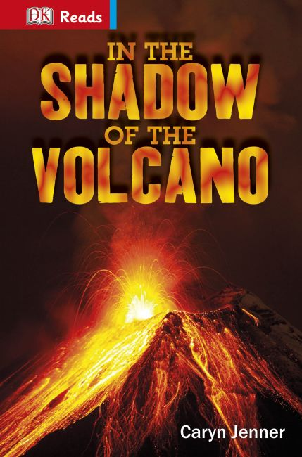 Hardback cover of In the Shadow of the Volcano