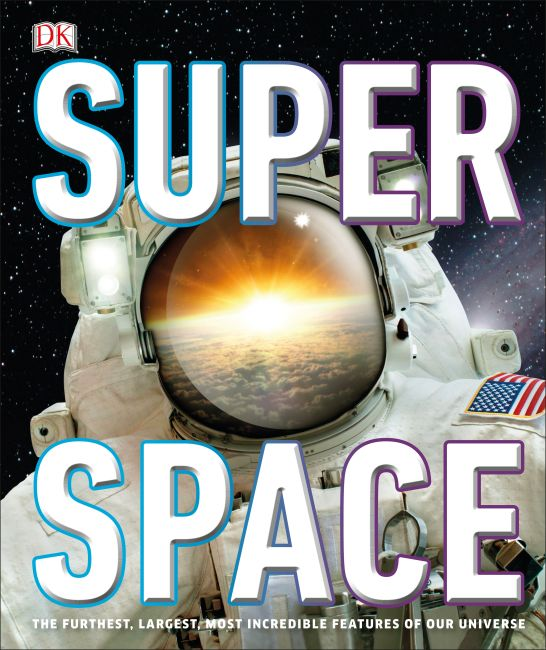 Hardback cover of SuperSpace