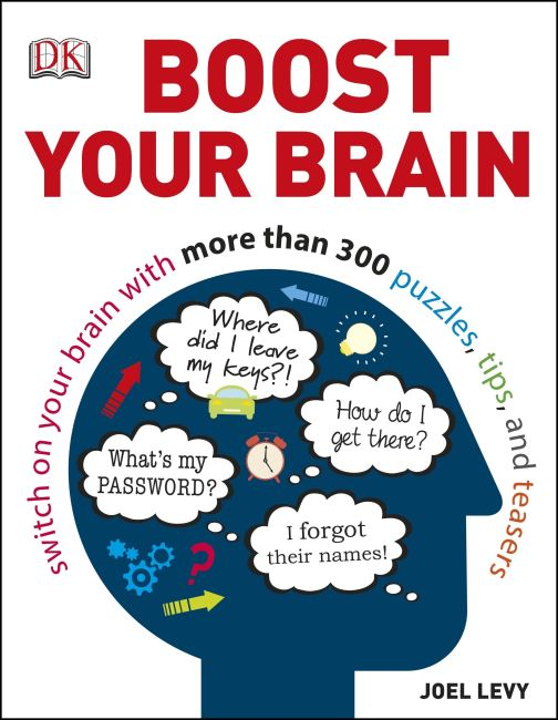 eBook cover of Boost Your Brain
