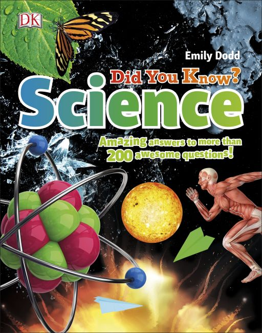 Hardback cover of Did You Know? Science