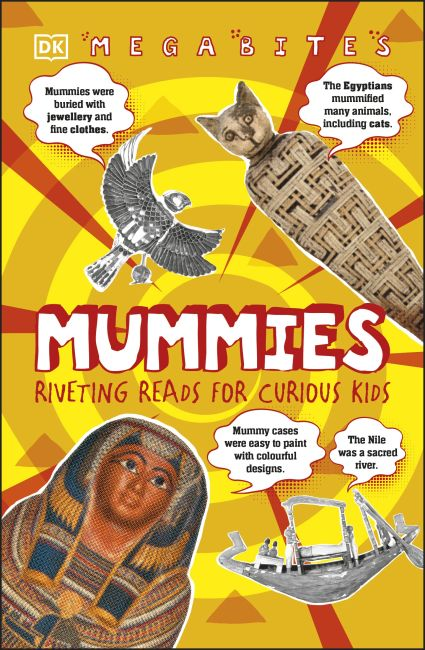 Paperback cover of Mummies
