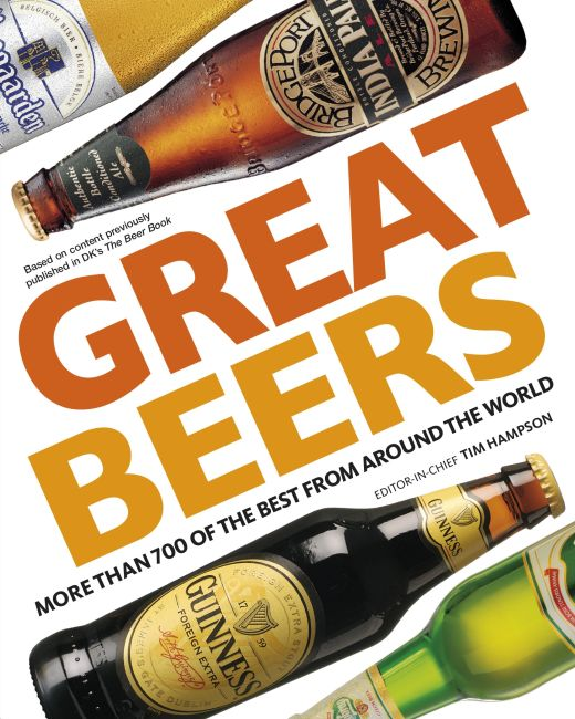 eBook cover of Great Beers