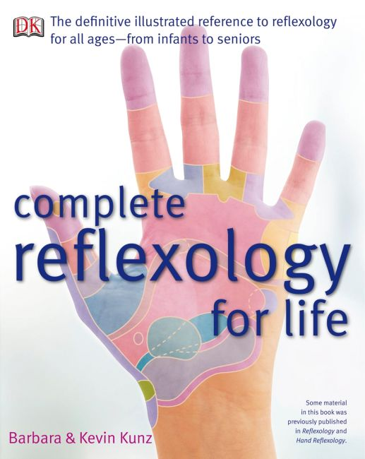 eBook cover of Complete Reflexology for Life
