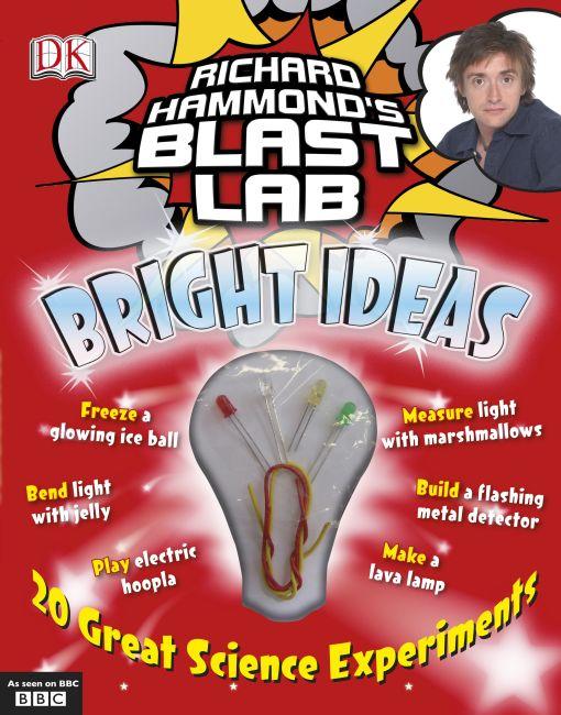 eBook cover of Richard Hammond's Blast Lab Bright Ideas