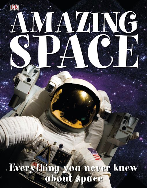 eBook cover of Amazing Space